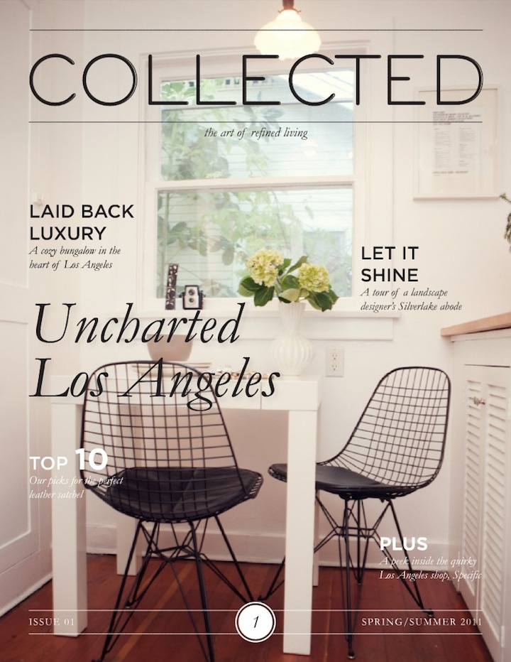 collected magazine For Your Reading Pleasure