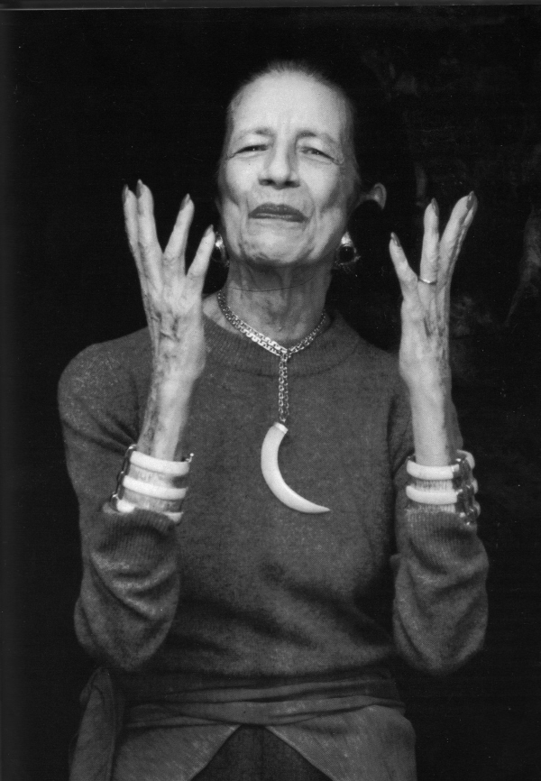 diana vreeland portrait Try Something New