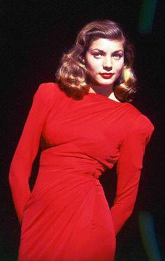 5cfecc43e33131ec96dc9ae2869a9d6b Lauren Bacall Style Icon