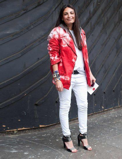 7577ea245d294622c16a3cfdf3ccc10b How Not To Wear White Jeans