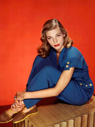 rbk red lips icon lauren bacall 0912 lgn Lauren Bacall Style Icon