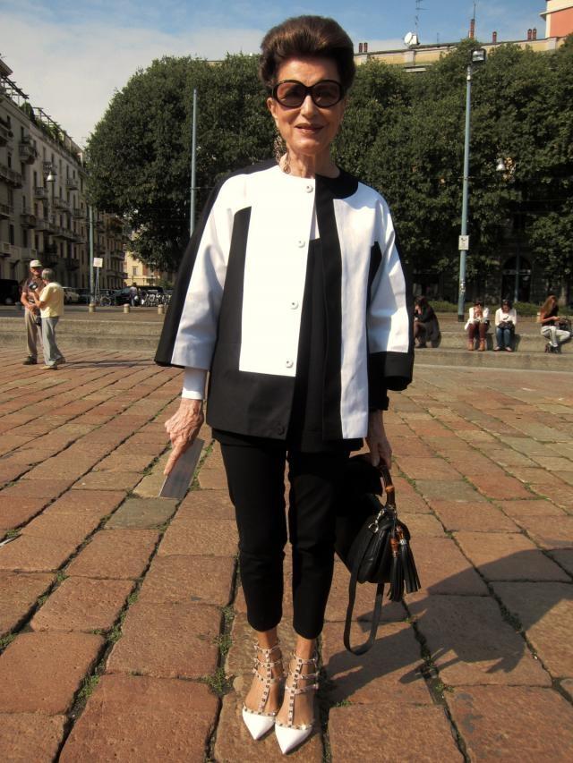 f2dba7735940e4426d468daf2ba32f36 The Personal Style of Costanza Pascolato