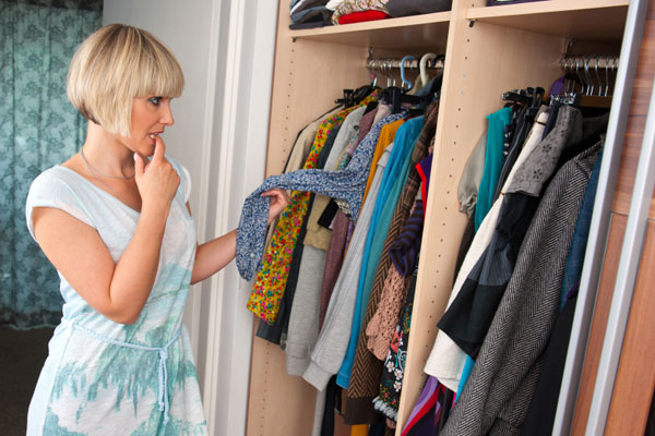 how to overhaul your closet1 Is Your Wardrobe Mostly Made Up of Icing And Fluff?