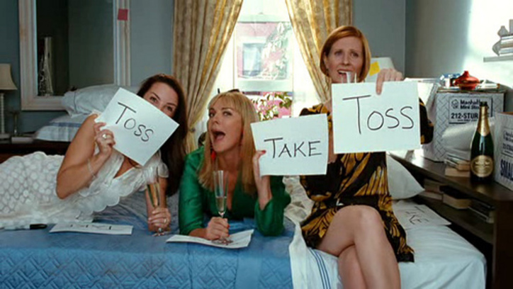 satc take or toss w724 One Reason Your Wardrobe Might Need An Overhaul