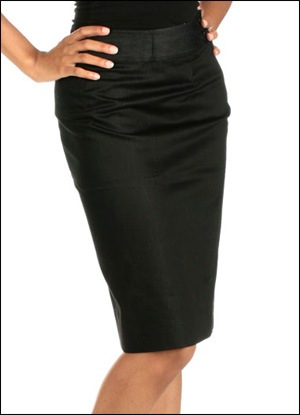 pencil skirt Does It Fit...Properly?