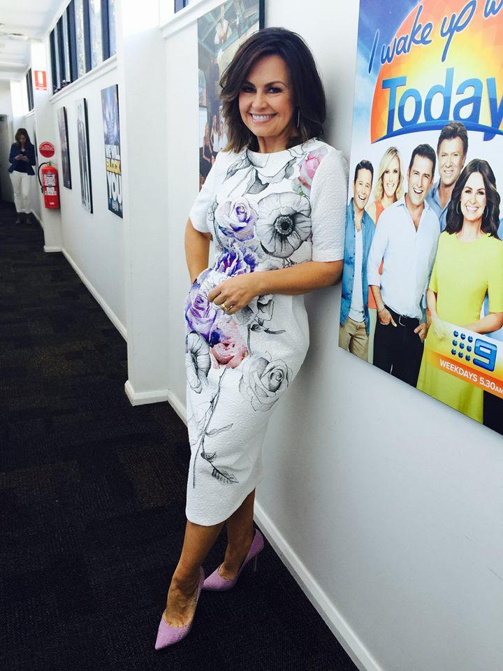 Lisa Wilkinson ASOS Dress